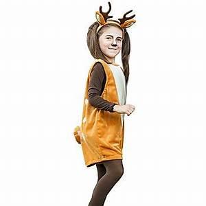 Reh Geweih Kostüm : buttinette reh kost m f r kinder online kaufen buttinette karneval shop ~ Udekor.club Haus und Dekorationen