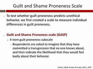PPT - Predicting Unethical Behavior from Guilt Proneness ...
