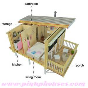 one bedroom cabin plans small house plans with shed roof