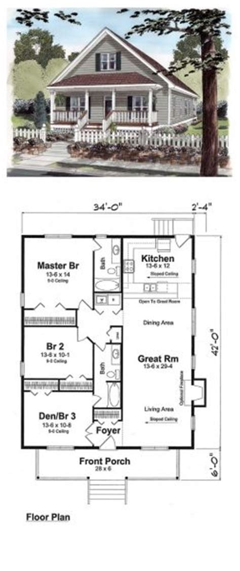 impressive small house plans  affordable home construction