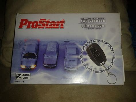 Automatic Car Starter Canadian Tire
