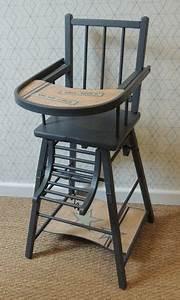Chaise Haute Scandinave Bebe : relooking d 39 une chaise haute combelle rooms for little people and inspirations pinterest ~ Teatrodelosmanantiales.com Idées de Décoration