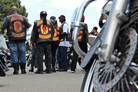 The Rise And Fall Of A Motorcycle Club Icon Turned Coke