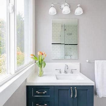 navy bathroom vanity navy blue bathroom design ideas