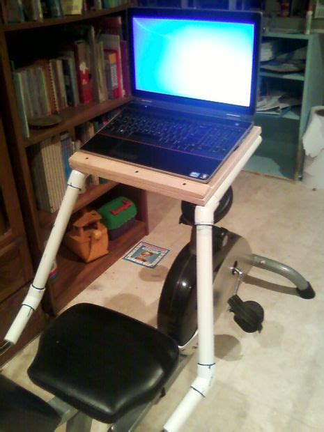 laptop workout desk and recumbent bike laptop desk for stationary recumbent exercise bicycle