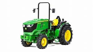 John Deere 5075gn  Gv Utility Tractor Maintenance Guide