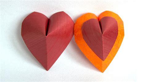 origami heart  true love youtube