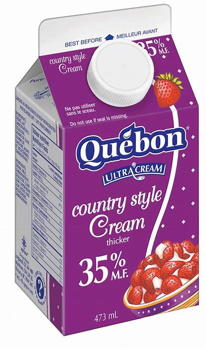 Country Cream Whipped Creams Package