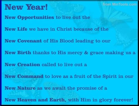 new year quotes and reflections click on this image for scripture and more about all we new in holidays other