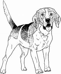 Puppy Coloring Pages And Book Uniquecoloringpages Dog ...