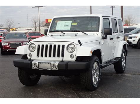 suv jeep white 2018 jeep wrangler hardtop for sale 46 used cars from 33 190