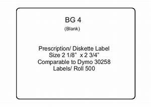 dymo compatible veterinary prescription labels standard With dymo prescription labels