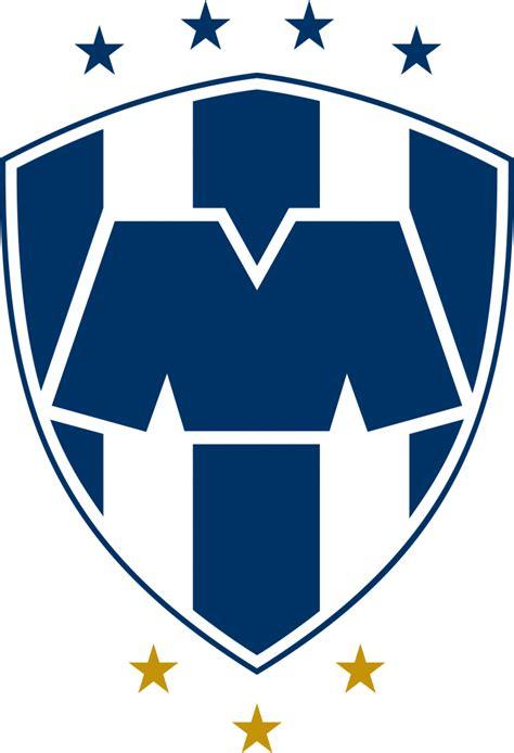 monterrey logo rayados monterrey escudo png  vector
