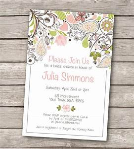 u free wedding border templates for With make wedding shower invitations online free