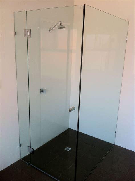 Frameless Shower by Shower Screens Perth Western Australia Glass100