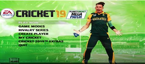 Before downloading make sure that your pc meets minimum system requirements. EA Sports Cricket 2019 PC Game Free Download   Ocean of Games