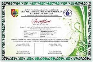 bingkai sertifikat cdrborder bagus service laptop piagam With download template sertifikat word