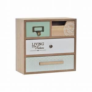 Meuble Mini Four : mini meuble bo te bijoux en bois ~ Teatrodelosmanantiales.com Idées de Décoration