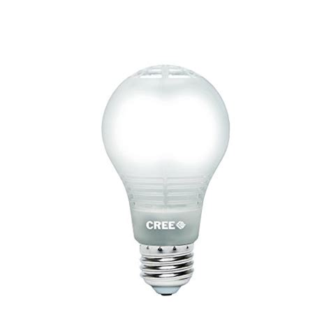 cree 60w equivalent daylight 5000k a19 dimmable led