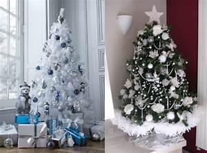 Deco Noel Blanc : decoration de noel pour sapin blanc ~ Teatrodelosmanantiales.com Idées de Décoration