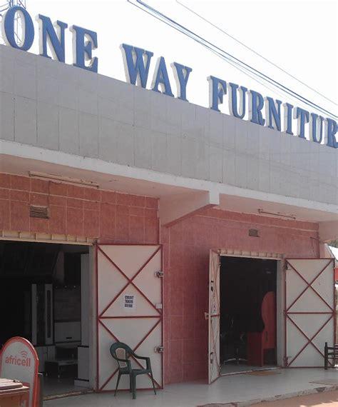 one way furniture store gambia co ltd kairaba avenue
