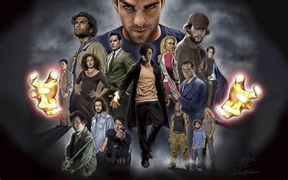 Heroes Tv Wallpapers Series Wall Background Television