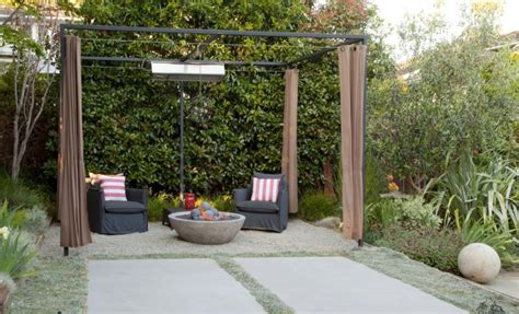Terrasse überdacht Modern by Seating In The Garden Modern And Cozy Decor10