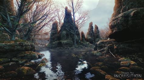 Some Dragon Age Inquisition Environment Screenshots Rpg Site
