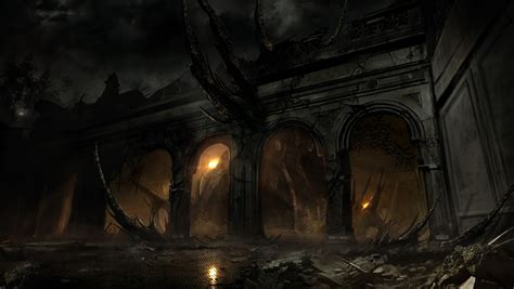 dark fantasy wallpaper   cool wallpapers