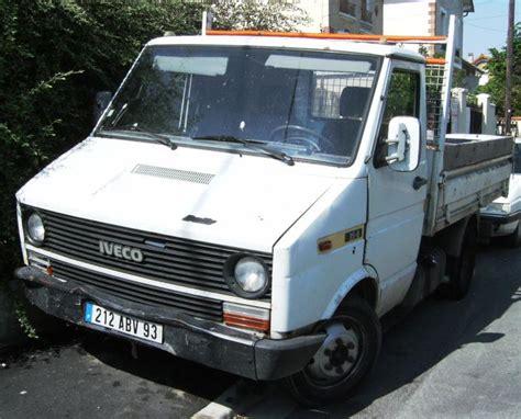 materiel bureau occasion troc echange camion benne 3 5t iveco 35 8 conduite permis