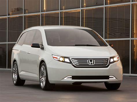 2018 Honda Odyssey Concept Car Photos Accident Lawyers Info