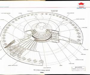 US Air Force's 1950s supersonic flying saucer declassified ...