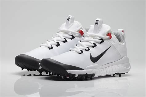 Tiger Woods x Nike Free Golf Shoe Prototype - White | Sole ...