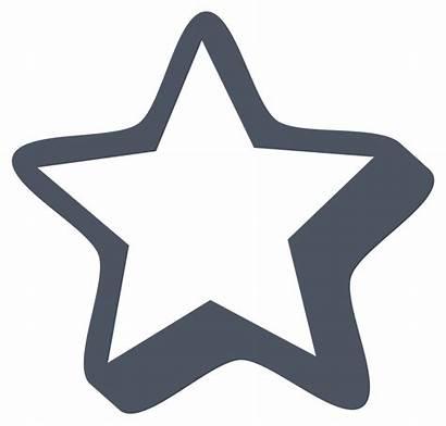 Star Clip Clipart Bintang Gambar Cliparts Rating