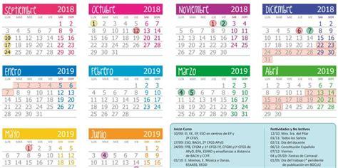 calendario laboral zamora