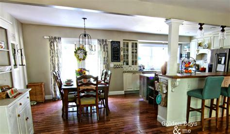 Split Level Kitchen Living Room Remodel by Fall Kitchen Living Room Kitchen Project Living Room