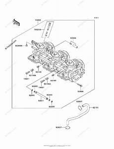 Kawasaki Jet Ski 1998 Oem Parts Diagram For Carburetor