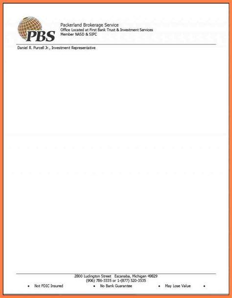 free personal letterhead 4 company letter head template company letterhead