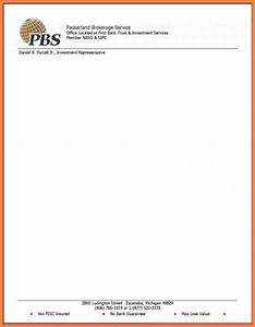 4 company letter head template company letterhead With headed letter template word