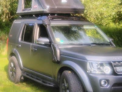 overland xde offroad umbau land rover discovery  teil