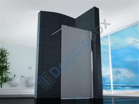 parete doccia walk in parete doccia in cristallo 8mm walk in