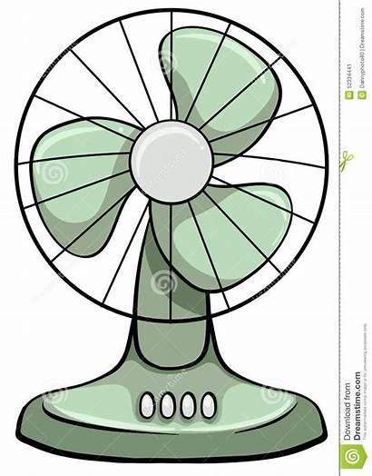 Fan Electric Vector Plain Close