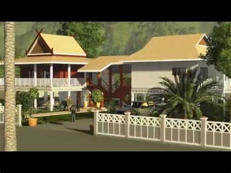 thai house design idea  youtube