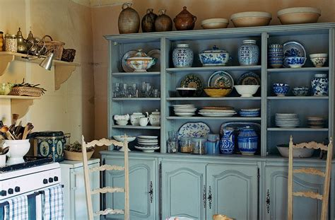 blue kitchen decor accessories charming ideas country decorating ideas 4824