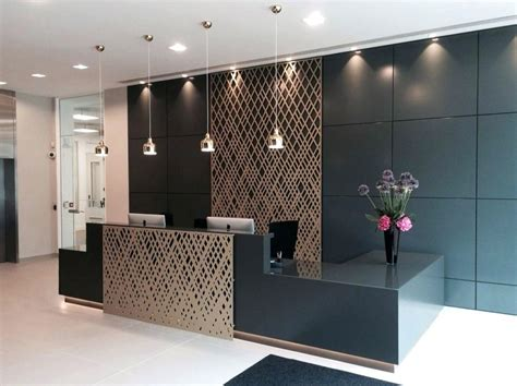 office reception interiors decorations for office reception area www Modern