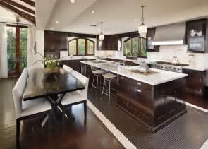 beautiful kitchen island designs 25 beautiful kitchen designs