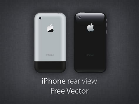 to view downloads on iphone iphone rear view vector free