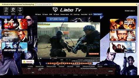 tvtv limbo tv  gratis ver