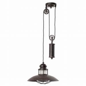 Pendelleuchte Küche Höhenverstellbar : elegante faro pendelleuchte winch h henverstellbar ~ Michelbontemps.com Haus und Dekorationen