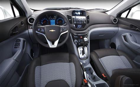 chevrolet orlando show car interior wallpaper hd car
